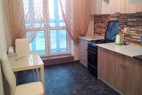 """Сдается 1-комнатная квартира посуточно в Калининграде, Гурьевск. ЖК """"Новая Резиденция"""" Краковсвкий бульвар 2."""