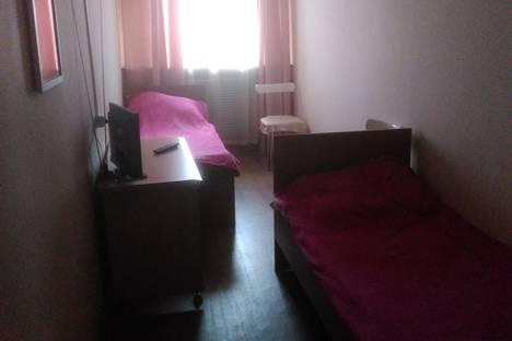 Сдается 7-комнатная квартира посуточно, Пограничная улица, 12а.