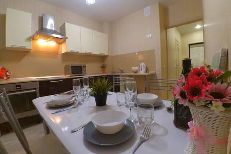 Сдается 1-комнатная квартира посуточно в Казани, улица Рихарда Зорге, 66В.