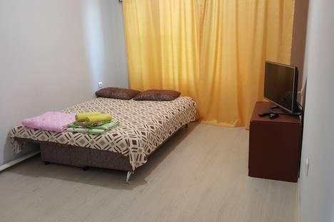 Сдается 1-комнатная квартира посуточно в Якутске, ул Свердлова 12.