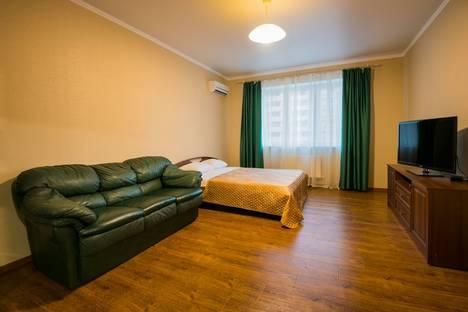 Сдается 1-комнатная квартира посуточнов Краснодаре, Октябрьскя 181/2.