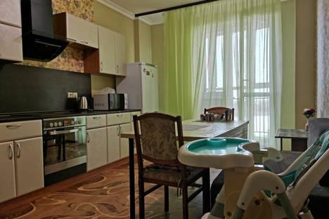 Сдается 1-комнатная квартира посуточно, Кожевенная 24.