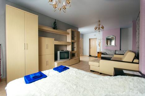 Сдается 1-комнатная квартира посуточнов Тамбове, ул. Максима Горького 127/28.