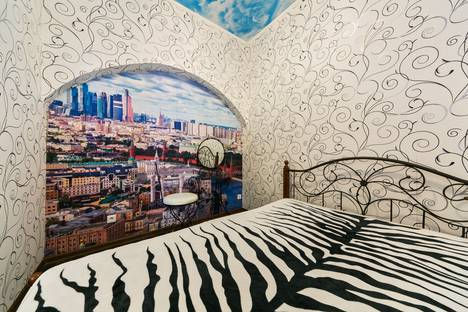 Сдается 3-комнатная квартира посуточно в Москве, Лесная 63/43 стр 2.