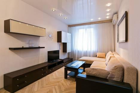 Сдается 3-комнатная квартира посуточно в Москве, Черняховского 3.
