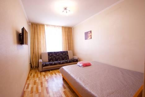 Сдается 2-комнатная квартира посуточно в Красноярске, молокова 12.