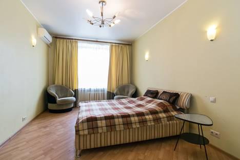 Сдается 3-комнатная квартира посуточнов Зеленограде, Ленинградский Проспект 77к1.