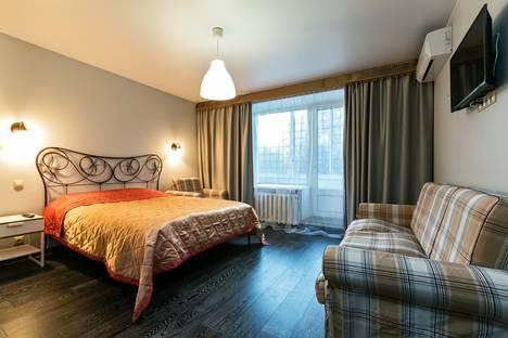 Сдается 3-комнатная квартира посуточно в Москве, Украинский Бульвар 6.
