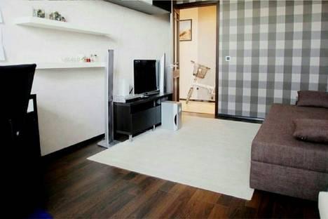 Сдается 1-комнатная квартира посуточнов Санкт-Петербурге, гагарина 14к6.