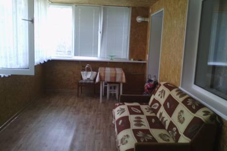 Сдается 1-комнатная квартира посуточно в Партените, ул.Солнечная 10.