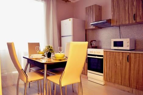 Сдается 2-комнатная квартира посуточнов Казани, Павлюхина,128.