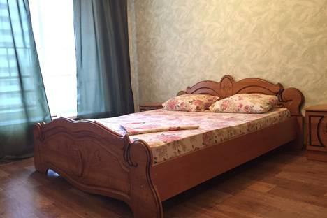 Сдается 1-комнатная квартира посуточнов Тюмени, Прокопия Артамонова 9.