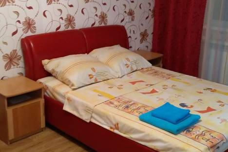 Сдается 1-комнатная квартира посуточно в Ульяновске, улица Генерала Мельникова, 6.