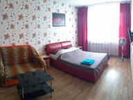 Сдается посуточно 1-комнатная квартира в Ульяновске. 37 м кв. улица Генерала Мельникова, 6