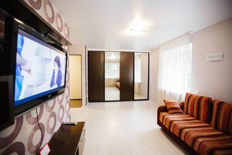 Сдается 1-комнатная квартира посуточно в Барнауле, Социалистический проспект, 105.