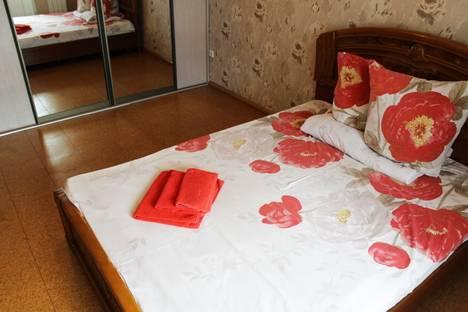 Сдается 2-комнатная квартира посуточно в Красноярске, Крайняя, 2а.
