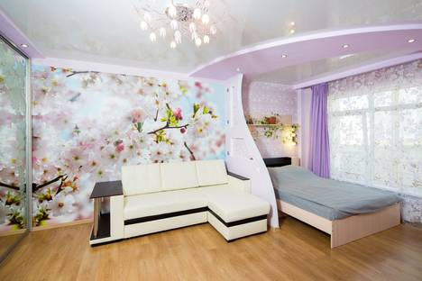 Сдается 1-комнатная квартира посуточно в Иркутске, Александра Невского д.58.