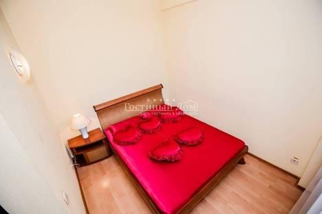 Сдается 1-комнатная квартира посуточнов Красноярске, ул. Краснодарская 40а стр1.