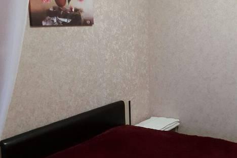 Сдается 2-комнатная квартира посуточно во Владикавказе, ул.Морских пехотинцев 15.