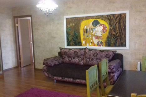 Сдается 2-комнатная квартира посуточно в Ярославле, ул. Лисицына, д. 41.