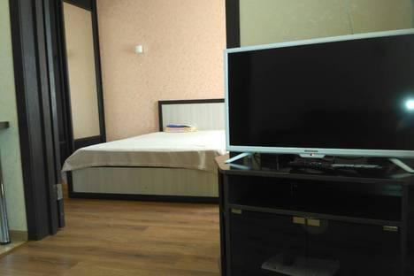Сдается 2-комнатная квартира посуточно в Иркутске, Байкальская улица, 238а,Россия.