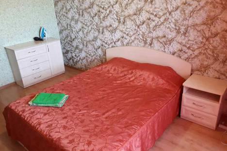Сдается 2-комнатная квартира посуточнов Черногорске, комарова 24.