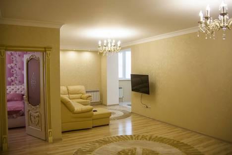 Сдается 3-комнатная квартира посуточно в Кисловодске, Кирова 33.