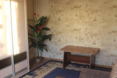 Сдается 1-комнатная квартира посуточнов Тюмени, улица Минская, 3Б.