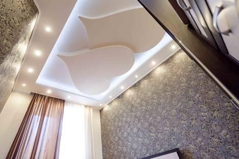 Сдается 1-комнатная квартира посуточнов Тюмени, улица Газовиков, 33.