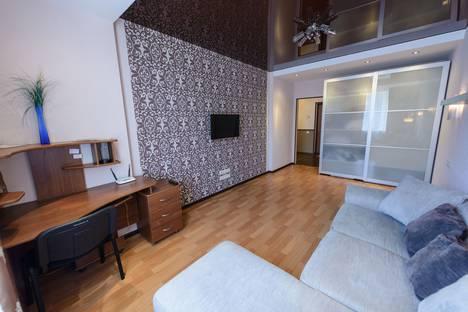 Сдается 1-комнатная квартира посуточно в Одинцове, Бородинская 1.