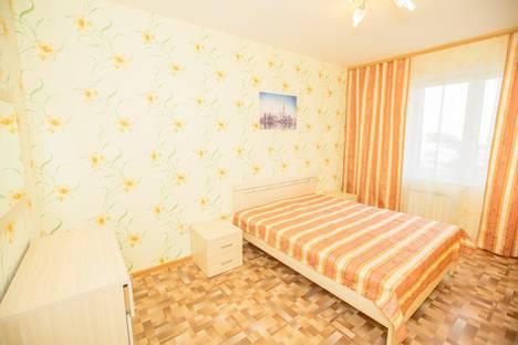 Сдается 2-комнатная квартира посуточно в Красноярске, Республики, 33а.