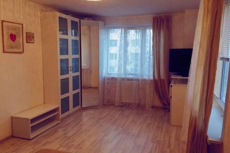 Сдается 1-комнатная квартира посуточно в Уфе, ул Менделеева дом 145.