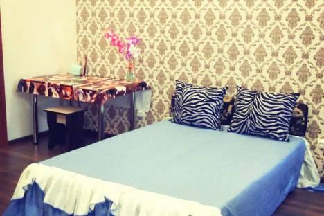 Сдается 1-комнатная квартира посуточнов Тюмени, улица Беляева,33к2.