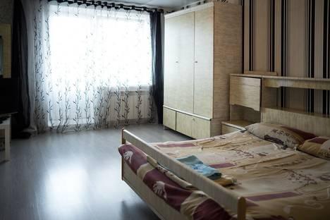 Сдается 1-комнатная квартира посуточно в Смоленске, улица Маршала Конева, 29.