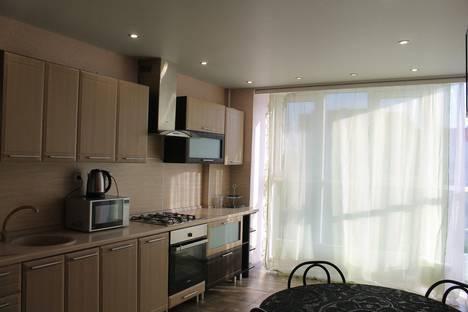 Сдается 1-комнатная квартира посуточно в Смоленске, 1-й Краснофлотский переулок д. 15 б.