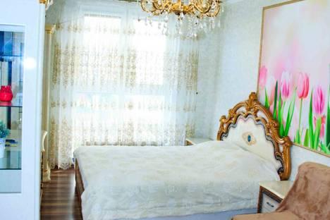 Сдается 1-комнатная квартира посуточно в Краснодаре, Красная улица 176 лит 1/2,Россия.