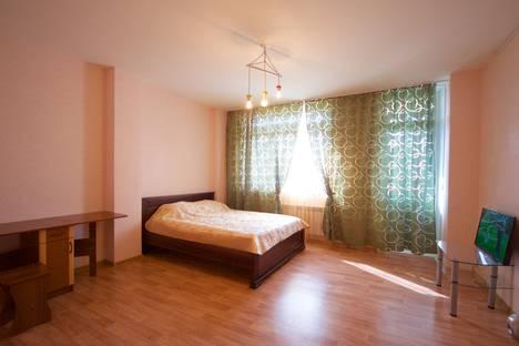 Сдается 2-комнатная квартира посуточно в Красноярске, красноярск, чернышевского 75а.