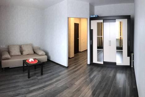 Сдается 1-комнатная квартира посуточно в Новосибирске, улица Станиславского 18/1.