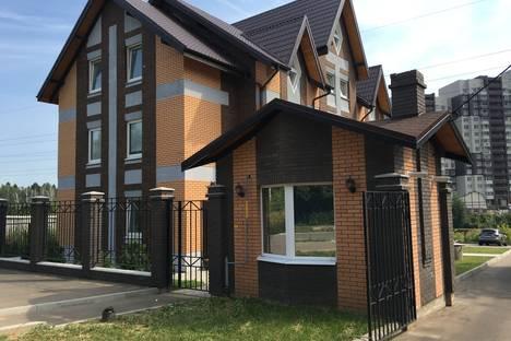 Сдается 2-комнатная квартира посуточно в Одинцове, ул. Глазынинская, 64.
