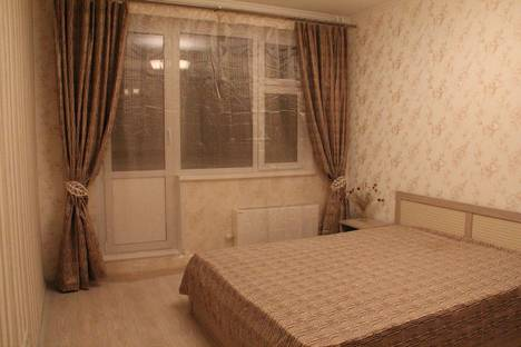 Сдается 2-комнатная квартира посуточнов Пушкино, Советская улица,56.
