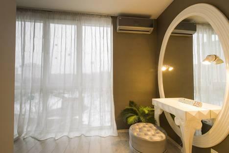 Сдается 2-комнатная квартира посуточно в Нижнем Новгороде, ул. Студеная 68а.