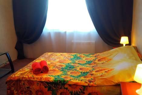 Сдается 2-комнатная квартира посуточно в Москве, ул. Академика Анохина, д 26к3.