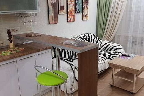 Сдается 1-комнатная квартира посуточно в Саранске, ул. Тани Бибиной, 3/3.
