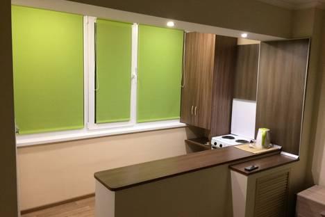 Сдается 1-комнатная квартира посуточнов Тюмени, улица Мельникайте, 67.