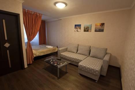 Сдается 1-комнатная квартира посуточно в Красноярске, ул. Дубровинского 62.