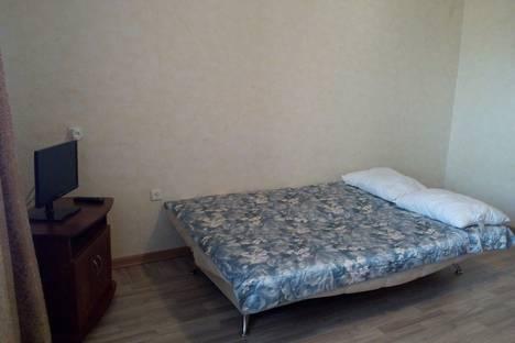 Сдается 1-комнатная квартира посуточно в Челябинске, проспект Свердловский, 8А.