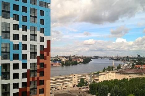 Сдается 1-комнатная квартира посуточно в Санкт-Петербурге, улица Крыленко, 1к1с2.