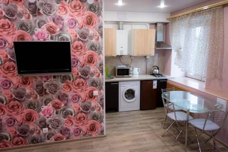 Сдается 2-комнатная квартира посуточнов Казани, улица Гаяза Исхаки, 1.