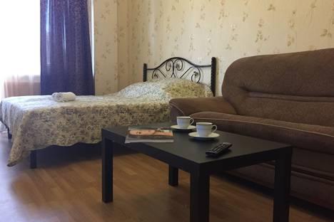 Сдается 1-комнатная квартира посуточно в Майкопе, улица Советская, 184.