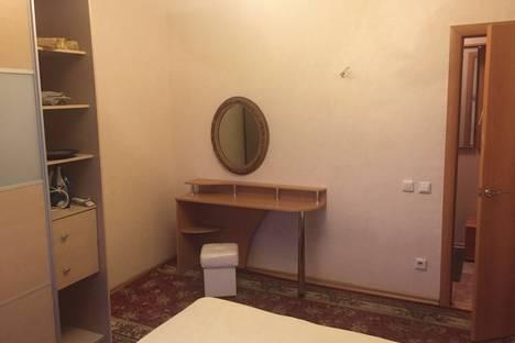 Сдается 2-комнатная квартира посуточнов Казани, ул. Академика Лаврентьева, 28.